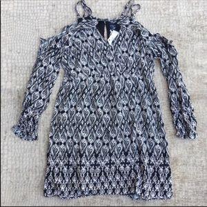 Paper Crane Bohemian Dress NWT